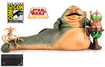 Jabba the Hutt's Throne Room (2014 SDCC / JediCon 2014) - Hasbro - The Black Series [Phase II] (2014)
