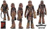 Chewbacca - Hasbro - The Black Series [Phase III] (2015)