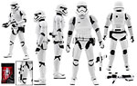 First Order Stormtrooper - Hasbro - The Black Series [Phase III] (2015)