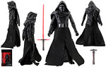 Kylo Ren - Hasbro - The Black Series [Phase III] (2015)
