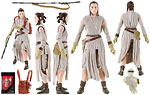 Rey (Jakku) - Hasbro - The Black Series [Phase III] (2015)