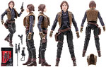 Sergeant Jyn Erso - Hasbro - The Black Series [Phase III] (2016)