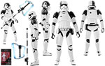 First Order Stormtrooper Executioner - Hasbro - The Black Series [Phase III] (2017)