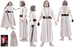 Luke Skywalker (Jedi Master) - Hasbro - The Black Series [Phase III] (2017)