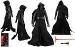 Kylo Ren (03) - Hasbro - The Black Series [Phase III] (2015)