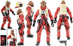 X-wing Pilot Asty (14) - Hasbro - The Black Series [Phase III] (2016)