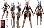 Ahsoka Tano (20) - Hasbro - The Black Series [Phase III] (2016)