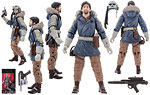 Captain Cassian Andor (Eadu) (23) - Hasbro - The Black Series [Phase III] (2016)
