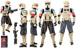 Scarif Stormtrooper Squad Leader (28) - Hasbro - The Black Series [Phase III] (2016)