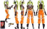 Hera Syndulla (42) - Hasbro - The Black Series [Phase III] (2017)
