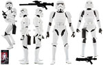 Stormtrooper (48) - Hasbro - The Black Series [Phase III] (2017)