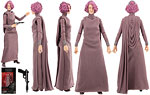 Vice Admiral Holdo (80) - Hasbro - The Black Series [Phase III] (2019)
