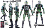 Clone Commander Gree (Toys R Us) - Hasbro - The Black Series [Phase III] (2017)
