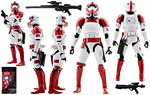 Imperial Shock Trooper (Battlefront) (Walmart) - Hasbro - The Black Series [Phase III] (2015)