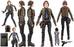 Sergeant Jyn Erso (SDCC 2016) - Hasbro - The Black Series [Phase III] (2016)