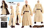 Obi-Wan Kenobi (SDCC 2016) - Hasbro - The Black Series [Phase III] (2016)