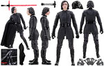 Kylo Ren (Throne Room) (Walmart) - Hasbro - The Black Series [Phase III] (2017)