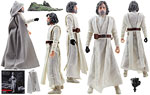 Luke Skywalker (Jedi Master) (Ahch-To Island) (Target) - Hasbro - The Black Series [Phase III] (2017)