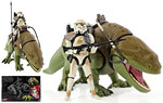 Dewback/Sandtrooper (04) - Hasbro - The Black Series [Phase III] (2018)
