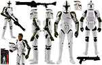 Clone Trooper Sergeant (#02) - Hasbro - The Black Series [Phase I] (2013)
