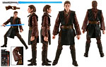 Anakin Skywalker (#03) - Hasbro - The Black Series [Phase I] (2013)