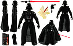 Darth Vader (#06) - Hasbro - The Black Series [Phase I] (2013)