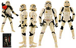 Sandtrooper (#03) - Hasbro - The Black Series [Phase I] (2013)