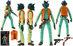 Greedo (#07) - Hasbro - The Black Series [Phase I] (2013)