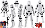 First Order Flametrooper - Hasbro - The Force Awakens (2015)