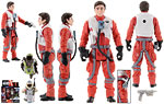 Poe Dameron (Forest/Snow) (Toys R Us) - Hasbro - The Force Awakens (2015)