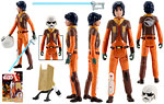Ezra Bridger - Hasbro - The Force Awakens (2015)