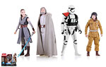 Kohl's Exclusive 4-Pack (Kohls) - Hasbro - Star Wars [The Last Jedi] (2017)