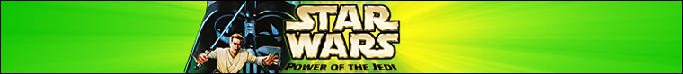 Hasbro - Power of the Jedi (2000-2002)