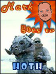 Mark goes to ... Hoth