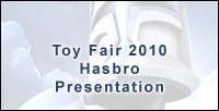 Hasbro Presentation and Q&A