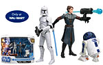 Commemorative DVD Collection Set #1 - Hasbro - The Clone Wars [blue] (2008)