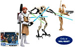 Commemorative DVD Collection Set #2 - Hasbro - The Clone Wars [blue] (2008)