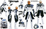 Captain Rex (Mail-away) - Hasbro - The Clone Wars [blue] (2008)