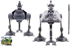 AT-AP Walker - Hasbro - The Clone Wars [blue] (2008)