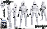 Clone Trooper (No. 5) - Hasbro - The Clone Wars [blue] (2008)