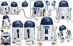 R2-D2 (No. 8) - Hasbro - The Clone Wars [blue] (2008)