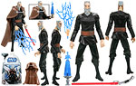 Count Dooku (No. 13) - Hasbro - The Clone Wars [blue] (2008)