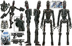 IG-86 Assassin Droid (No. 18) - Hasbro - The Clone Wars [blue] (2008)