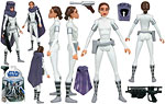 Padmé Amidala (No. 20) - Hasbro - The Clone Wars [blue] (2009)