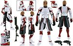 Commander Ponds (Toys R Us) - Hasbro - The Clone Wars [red] (2009)