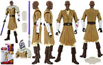 Mace Windu (CW06) - Hasbro - The Clone Wars [red] (2009)