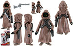 Jawas (CW08) - Hasbro - The Clone Wars [red] (2009)