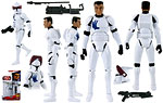 Clone Trooper Echo (CW17) - Hasbro - The Clone Wars [red] (2009)