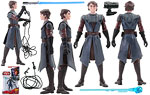Anakin Skywalker (CW18) - Hasbro - The Clone Wars [red] (2009)