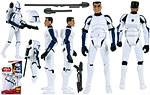 Clone Trooper Denal (CW20) - Hasbro - The Clone Wars [red] (2009)